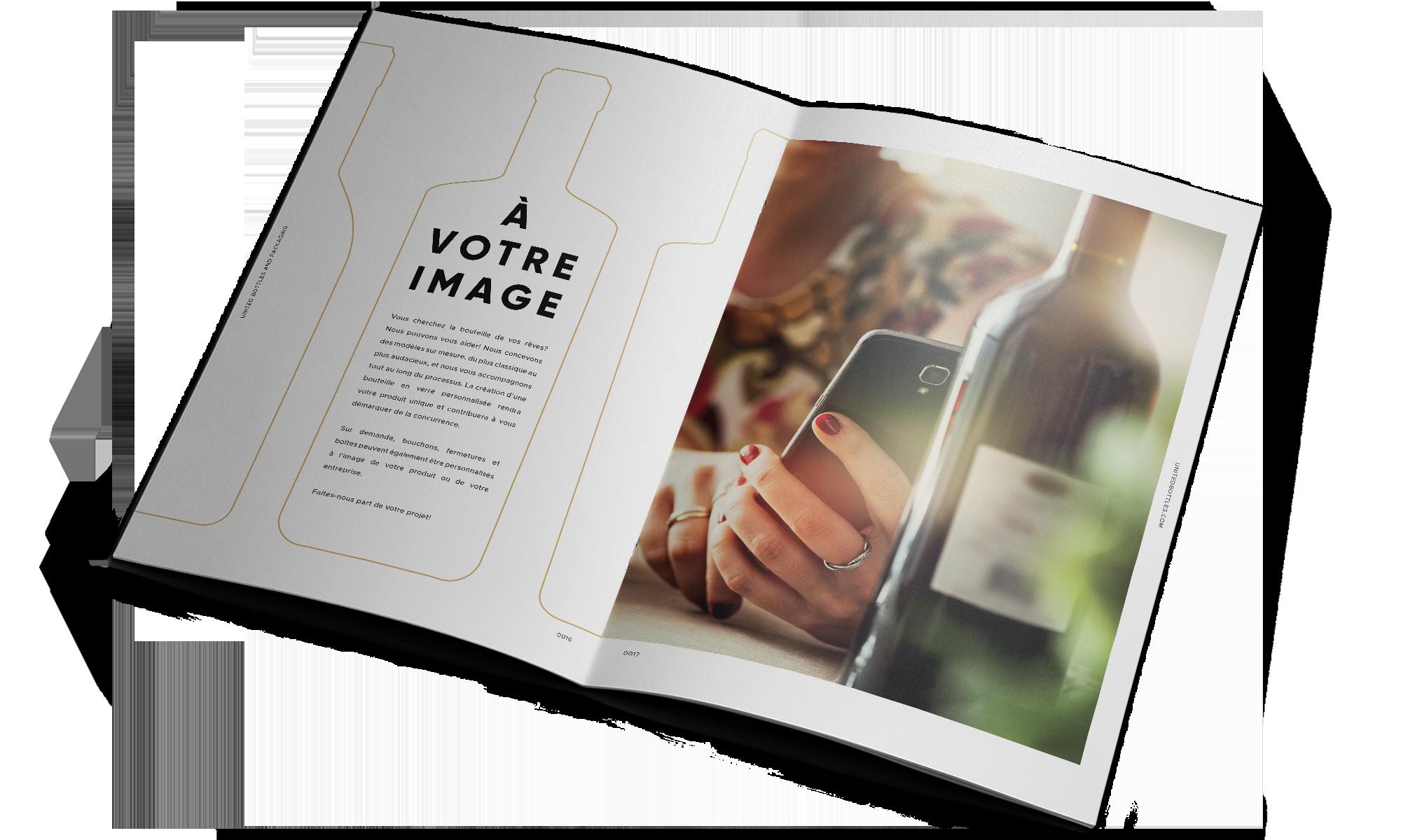 Nouvelle image, nouvelle brochure!